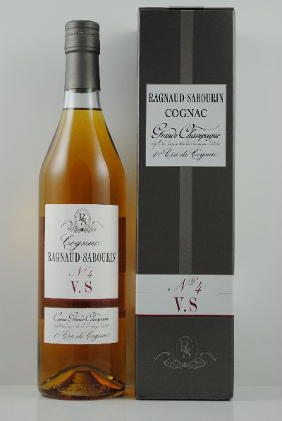 Cognac V.S. N°4, Ragnaud Sabourin